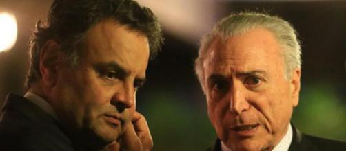 Aécio ainda é quem segura o PSDB no governo