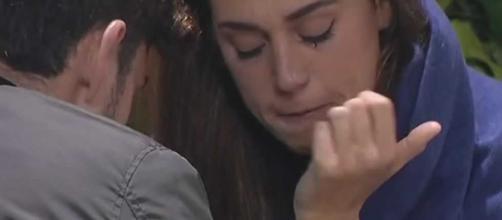 """Cecilia piange per Francesco: """"Forse sono stata troppo egoista ... - bitchyf.it"""