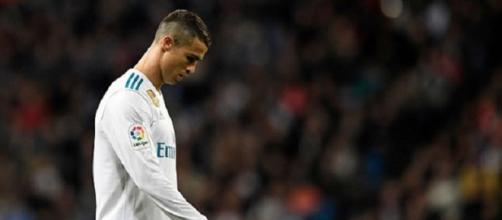 Cristiano Ronaldo atravessando fase complicada no Real