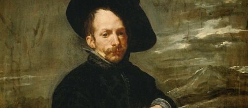"""Diego de Arcedo, """"el Primo"""", retratado por Velázquez."""