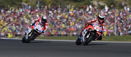 Dopo Valencia Ducati scende in pista per preparare la stagione 2018