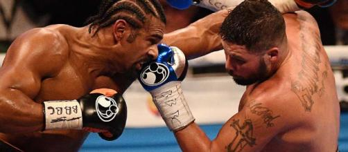 Eddie Hearn explains what could put the Haye v Bellew fight in ... - givemesport.com