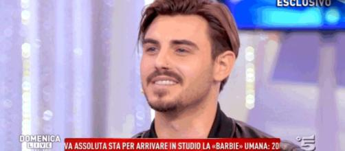 GF Vip, L'annuncio di Francesco Monte