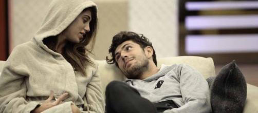 Grande Fratello Vip: Cecilia Rodriguez e Ignazio Moser