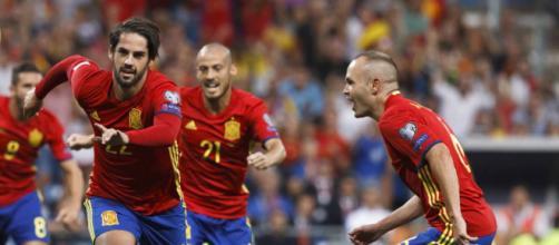 Isco liderará a España en Rusia 2018