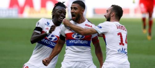 Ligue 1: le chef d'oeuvre de Nabil Fekir - Le Parisien - leparisien.fr