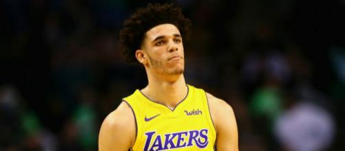 Lonzo Ball breaks LeBron's record - (Image: YouTube/Lakers)
