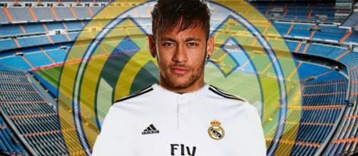 Neymar pode ir para o rival do Barcelona