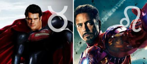 O seu signo revela qual super-herói você seria. Fotos: Reprodução.