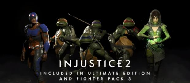 'Injustice 2' – Fighter Pack 3 Revealed! [Image Credit: Injustice/YouTube screencap]