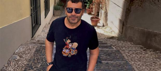 Jorge Javier Vázquez en Marrakech.