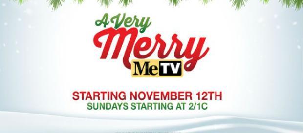METV Christmas 2017. (Image by the Retro Rambler).