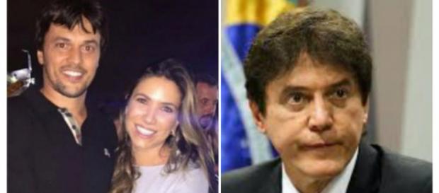 Patrícia Abravanel é casada com o deputado Fábio Faria