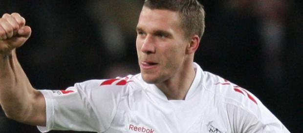 Podolski hofft auf Rückkehr zum 1. FC Köln | Fußball - tz.de