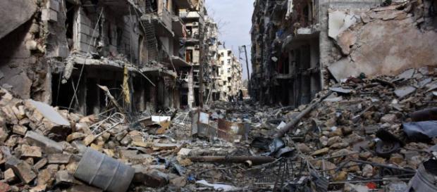 Un país que ha quedado devastado por la guerra y que tardará mucho en recuperarse aún cuando acabe