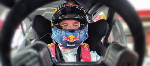 Vidéo : Sébastien Loeb teste la Citroën C3 WRC ! Rallye - redbull.com