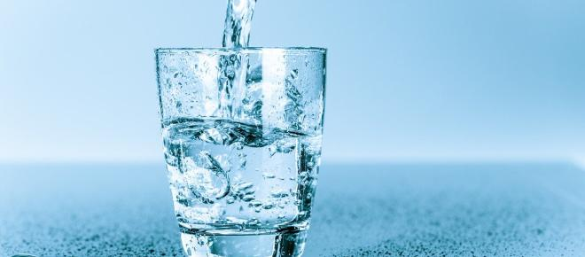 Why you should try to drink water daily!