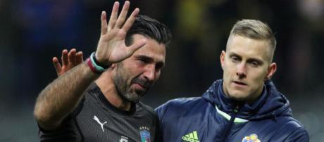 Buffon ne participera pas à sa 6ème phase finale de coupe du monde
