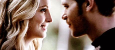 Klaus e Caroline se reencontrarão (Foto/Divulgação: CW)