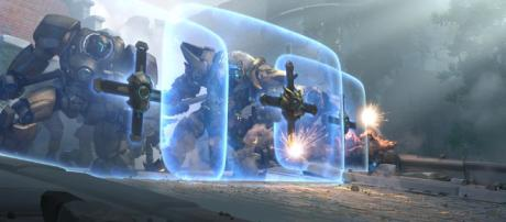 """One Reinhardt tip against every other """"Overwatch"""" hero. Image Credit: Blizzard Entertainment"""