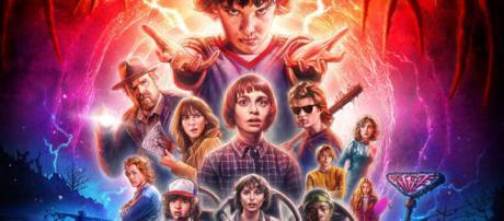 Stranger Things de Netflix ha tenido un éxito arrollador