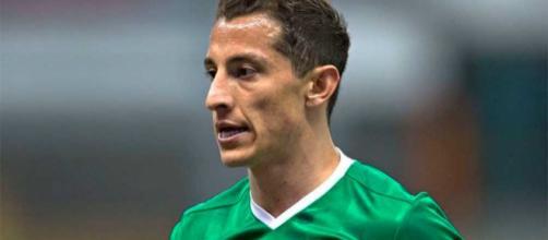 Andrés Guardado, capitán de México, estará en el próximo Mundial