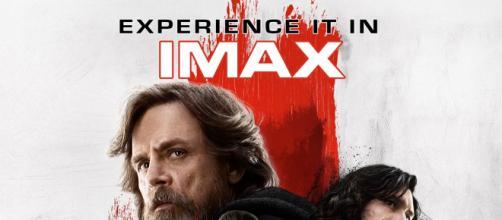 Así será el nuevo cartel de la película en las salas IMAX