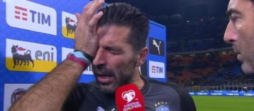 Buffon annuncia il ritiro dalla Nazionale