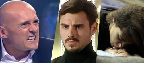 Alfonso Signorini attacca Francesco Monte in diretta: la risposta del ragazzo