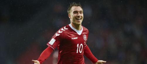 Christian Eriksen schianta l'Irlanda con una tripletta e porta la Danimarca ai Mondiali di Russia
