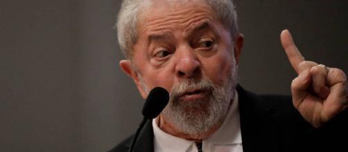 Em seu discurso, Lula afirma que não será difícil sua candidatura á presidência em 2018