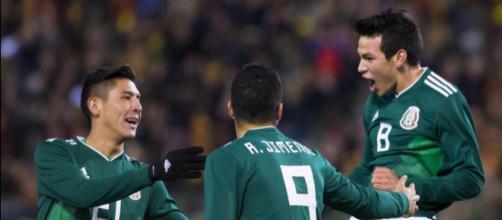En Vivo: México vs. Bélgica, partido amistoso 2017.- univision.com