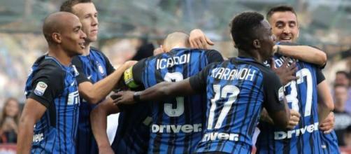 foto dell'Inter, fonte Report24