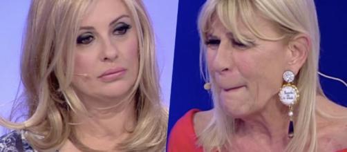 Gemma Galgni contro Tina Cipollari a Uomini e Donne