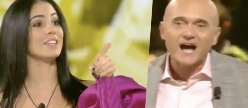GF Vip: pace tra Giulia De Lellis e Alfonso Signorini