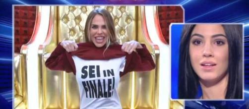 Grande Fratello Vip 2: Giulia De Lellis in finale