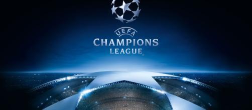 Il logo ufficiale della Champions Leauge
