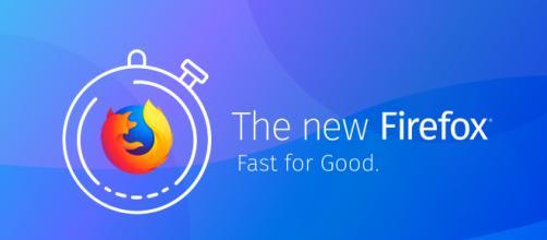 Il nuovo Firefox Quantum di Mozilla è disponibile al download