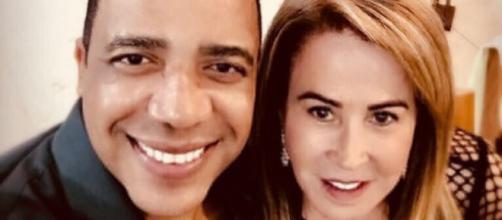 Jornalista afirma que noivo de Zilu teria uma amante