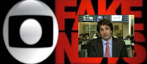 Jornalista da Globo News comete gafe e é corrigido por cônsul da Polônia
