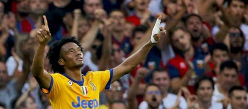 Juventus, le ultime notizie sulle condizioni fisiche di Cuadrado