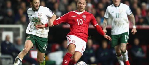 La Danimarca sbatte sul muro dell'Irlanda: 0-0 a Copenhagen ... - eurosport.com