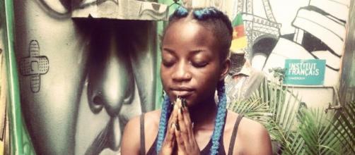 L'artiste camerounaise Ange Kayifa (c) Ange Kayifa