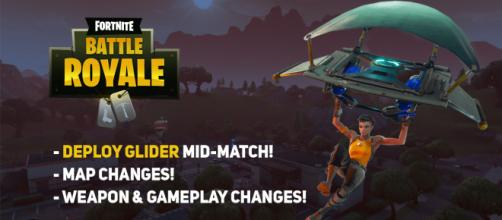 "New ""Fornite"" patch adds more amazing things to Battle Royale mode. Image Credit: Own work"