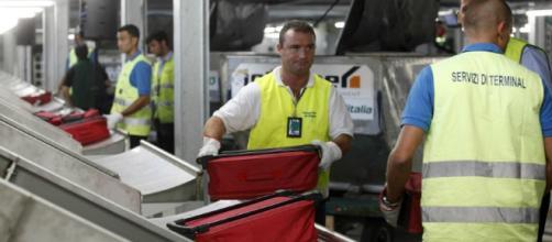 offerte di lavoro all'aeroporto di Roma Fiumicino