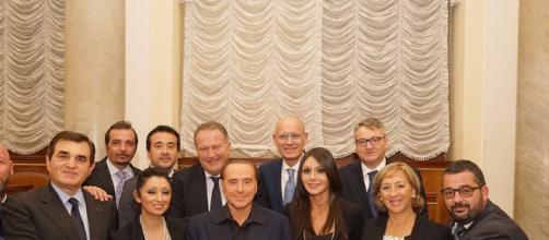 Patriciello a Palazzo Grazioli da Berlusconi