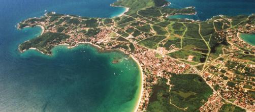 Península de Armação dos Búzios. (Fonte da imagem: www.buziosonline.com.br)