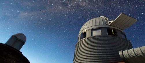 Planet hunting telescope [Image via European Southern Observatory/Flickr]
