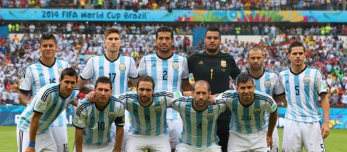 Argentina pierde con Nigeria 2-4