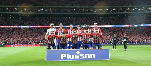 El derbi madrileño se juega por 1era vez en el Wanda Metropolitano